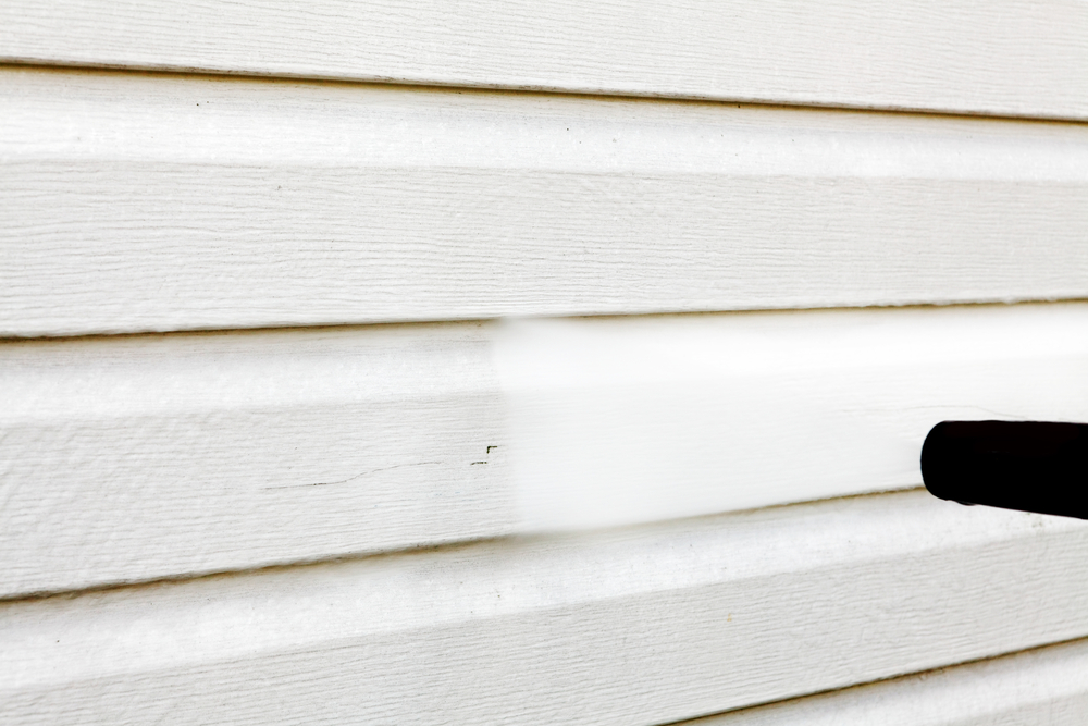 Cleaning Your Vinyl Siding Culpeper Window Amp Siding