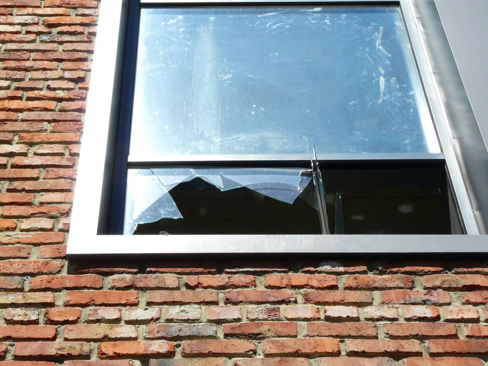 Have A Broken Window Here Is What You Do Culpeper